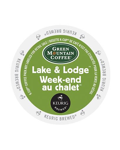 kcups green mountain lake lodge