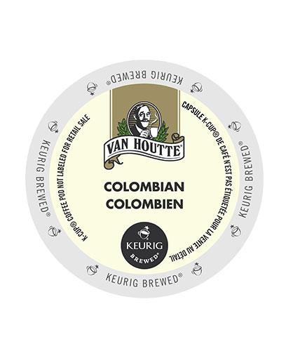 kcups vanhoutte colombian