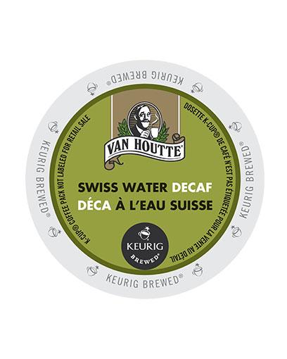 kcups vanhoutte swiss water decaf