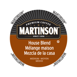 K-CUP MARTINSON HOUSE BLEND 24's