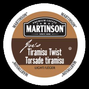 K-CUP MARTINSON TIRAMISU TWIST 24's