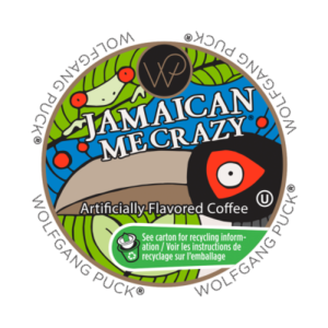 K-CUP WOLFGANG PUCK JAMAICAN ME CRAZY 24's