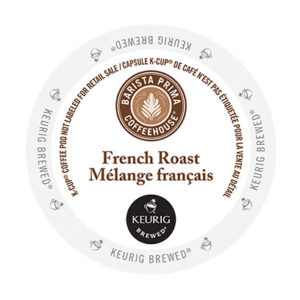 kcups barista prima french roast