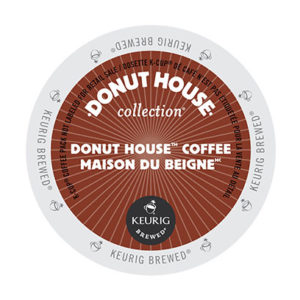 kcups donuthouse coffee
