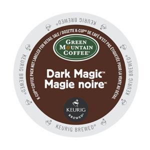 kcups green mountain dark magic