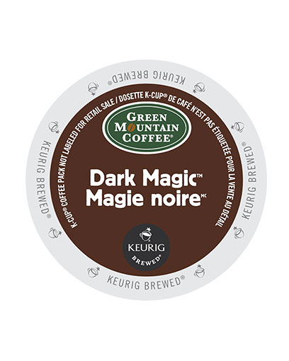 kcups green mountain dark magic