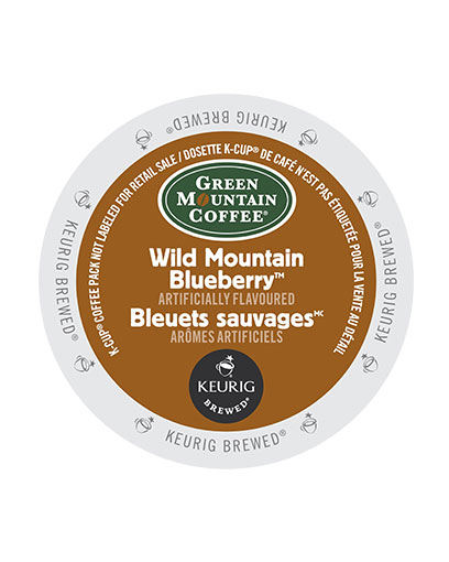 kcups green mountain wild mountain blueberry