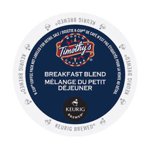 kcups timothys breakfastblend