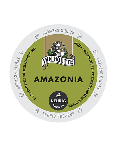 kcups vanhoutte amazonia blend