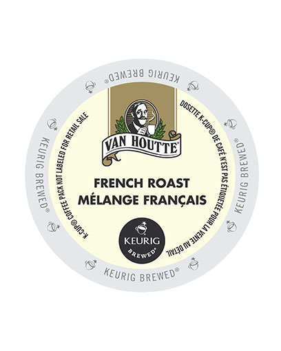 kcups vanhoutte french roast