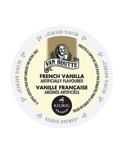 kcups vanhoutte french vanilla