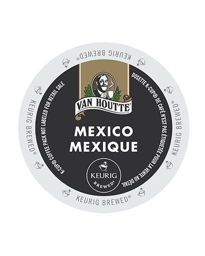 kcups vanhoutte mexico