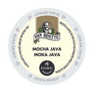 kcups vanhoutte mocha java