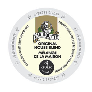 kcups vanhoutte original house blend