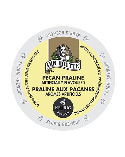 kcups vanhoutte pecan praline