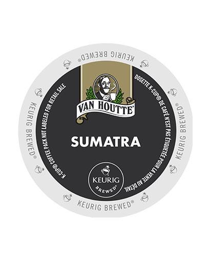 kcups vanhoutte sumatra