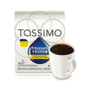 t-discs maxwell house morning blend