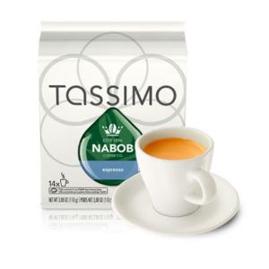 t-discs nabob espresso