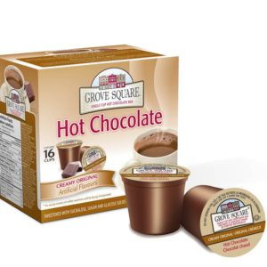 K-CUP GROVE SQUARE ORIGINAL HOT CHOCOLATE 24's