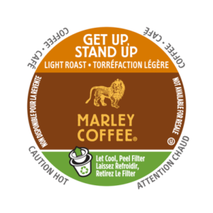 K-CUP MARLEY COFFEE GET UP STAND UP 24's