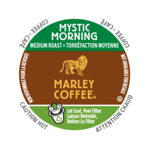 K-CUP MARLEY COFFEE MYSTIC MORNING 24's