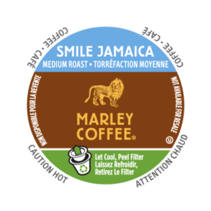 K-CUP MARLEY COFFEE SMILE JAMAICA 24's