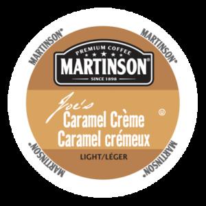 K-CUP MARTINSON CARAMEL CREME 24's