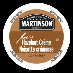 K-CUP MARTINSON HAZELNUT CREME 24's