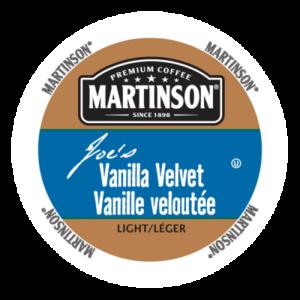 K-CUP MARTINSON VANILLA VELVET 24's