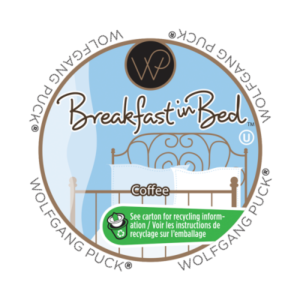 K-CUP WOLFGANG PUCK BREAKFAST IN BED 24's