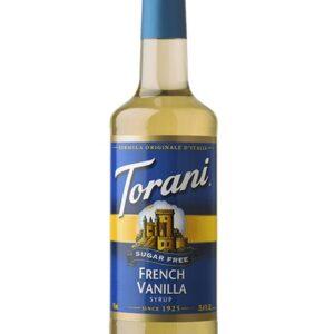 Torani French Vanilla Syrup