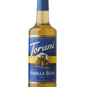 Torani Sugar-Free Vanilla Bean Syrup