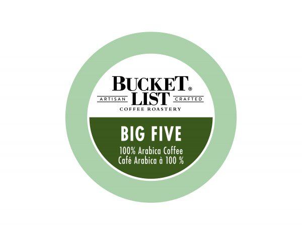 Bucket List Big Five