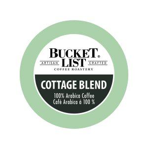 Bucket List Cottage Blend K-Cup