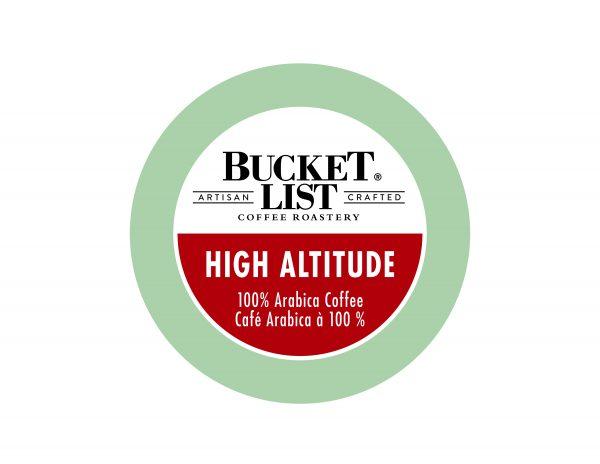 Bucket List High Altitude Dark K-Cup