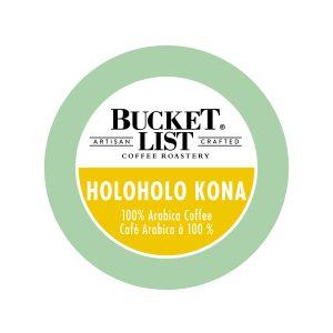 Bucket List Holoholo Kona Dark K-Cup