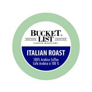 Bucket List Italian Roast K-Cup