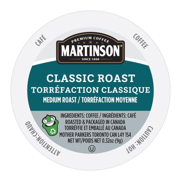 Martinson Classic Roast K-Cup